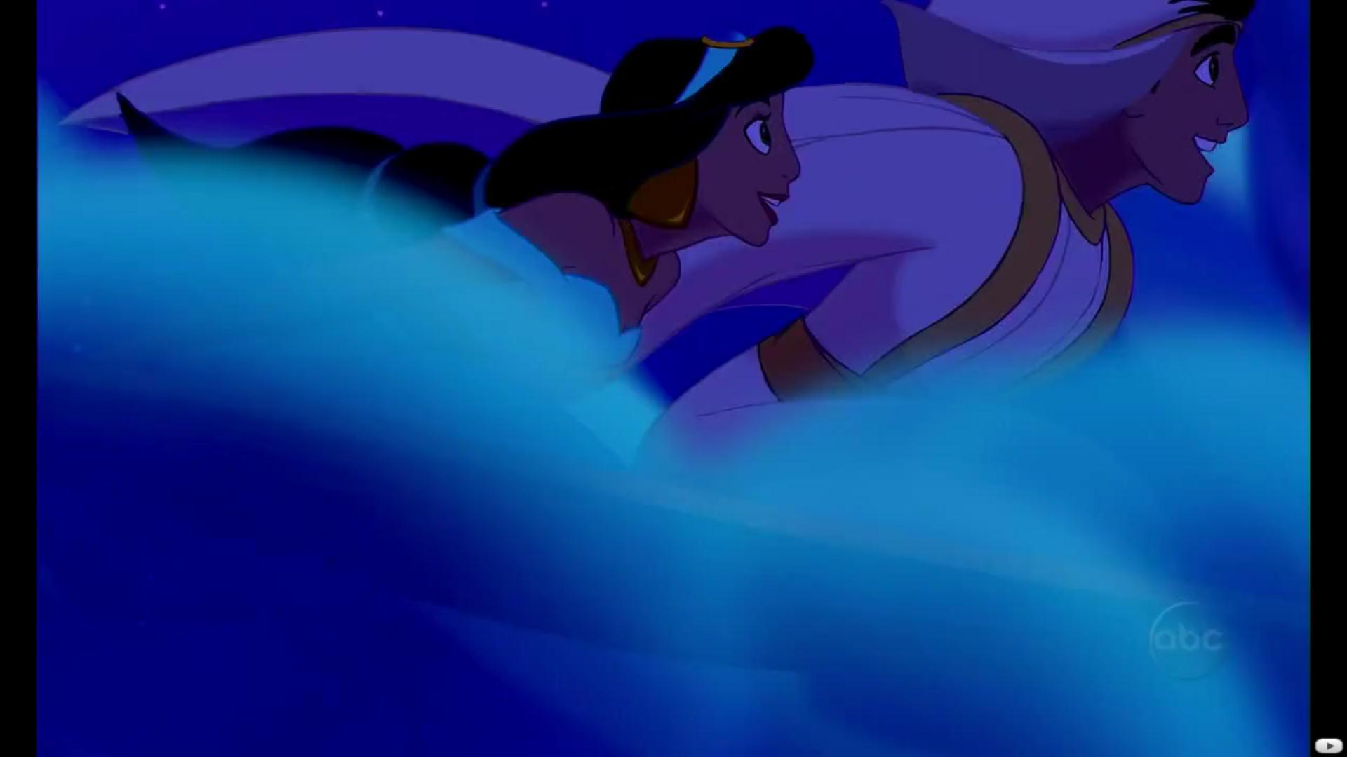 Aladdin - A Whole New World Lyrics | MetroLyrics